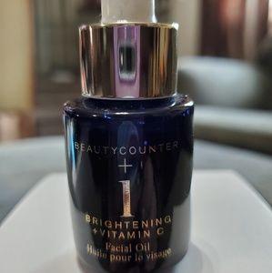 Beautycounter facial oil